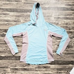 The North Face Shirts & Tops - The North Face Flashdry lightweight hoodie, size M